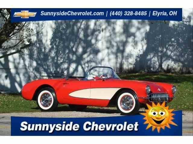 1957 Chevrolet Corvette   882778