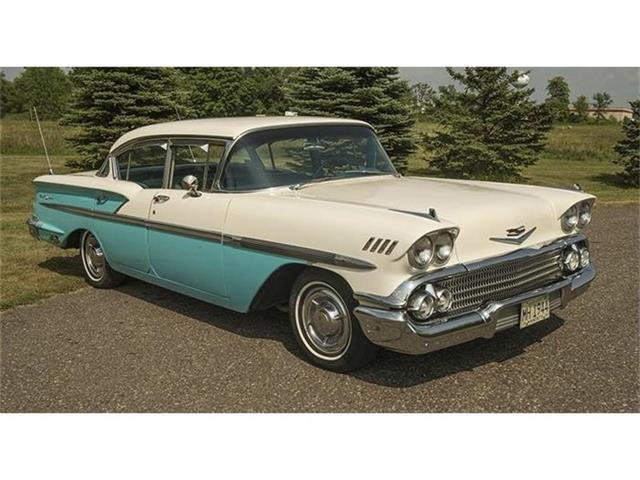 1958 Chevrolet Bel Air | 882779