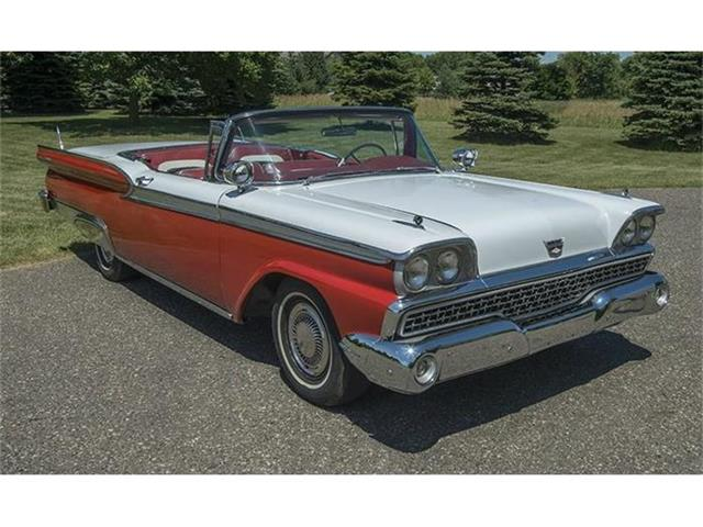 1959 Ford Fairlane Galaxie 500 Retractab | 882780