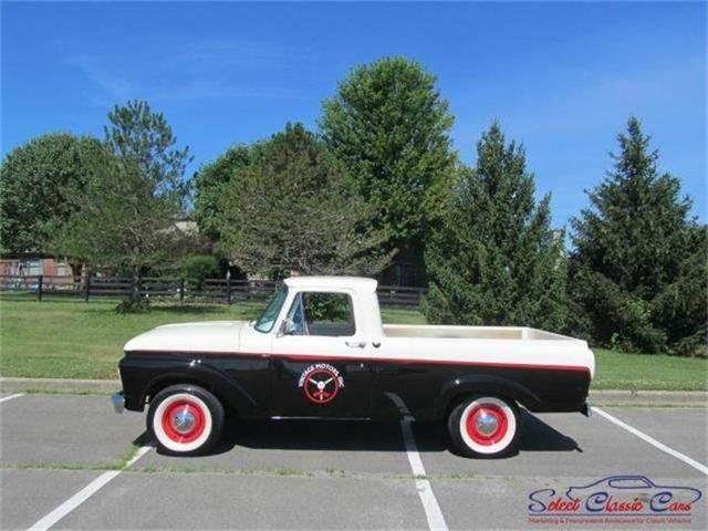 1963 Ford F100 | 882781