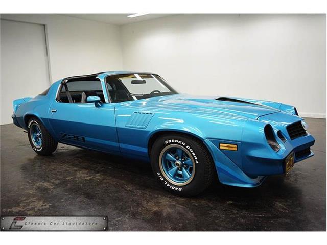 1979 Chevrolet Camaro | 882782