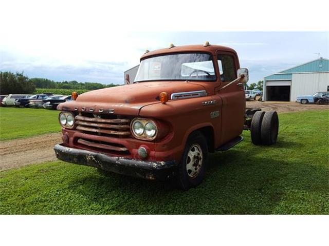 1959 Dodge Power Giant C-200 | 882783