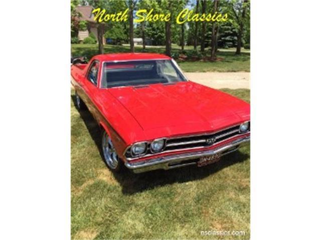 1969 Chevrolet El Camino | 882792