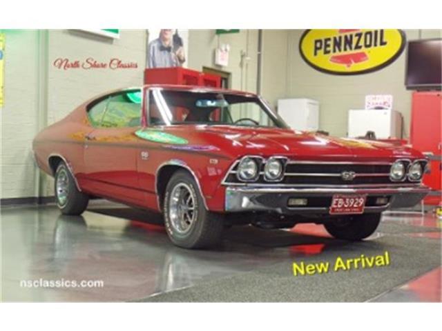 1969 Chevrolet Chevelle | 882796