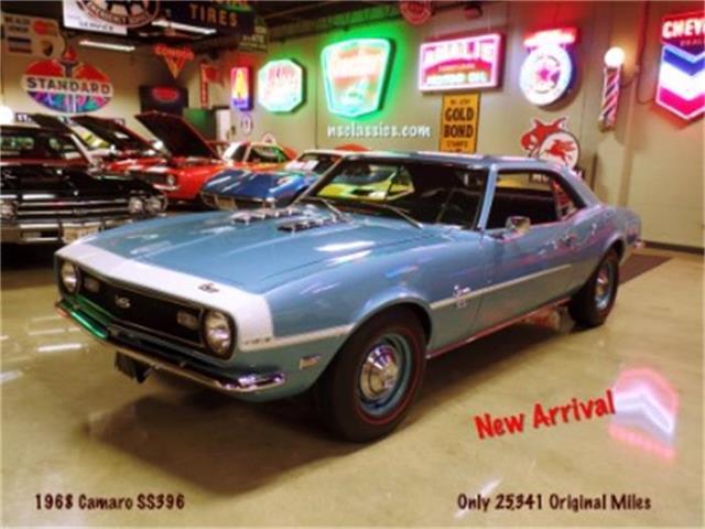 1968 Chevrolet Camaro | 882797