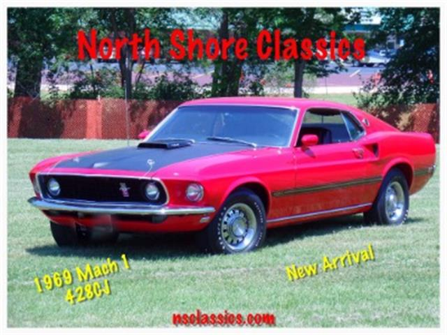 1969 Ford Mustang | 882798