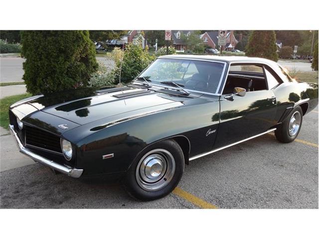 1969 Chevrolet Camaro | 882803