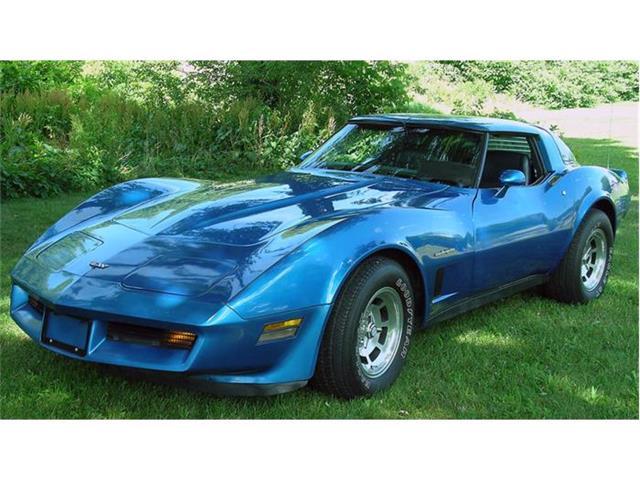 1982 Chevrolet Corvette | 882818