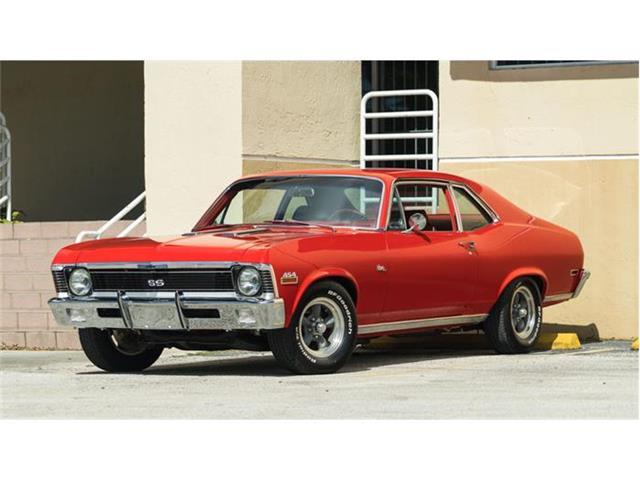 1970 Chevrolet Nova | 882819