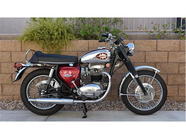 1968 BSA Lightning | 882821