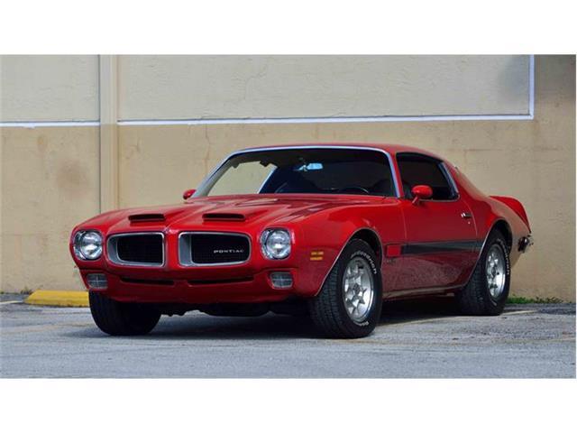 1971 Pontiac Firebird Formula | 882822