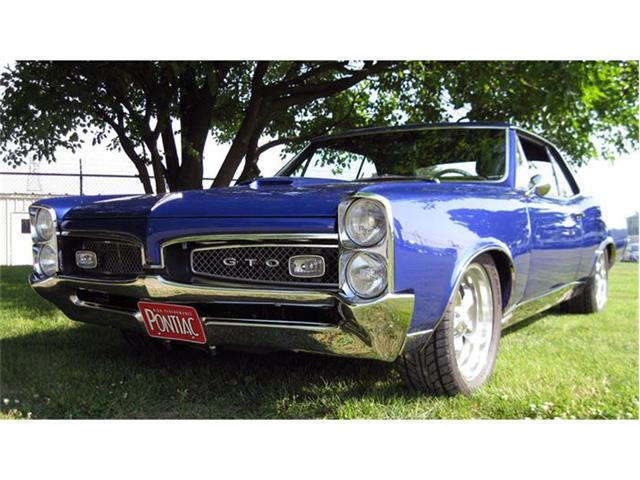 1967 Pontiac GTO | 882829