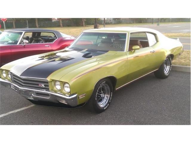 1971 Buick Gran Sport | 882831