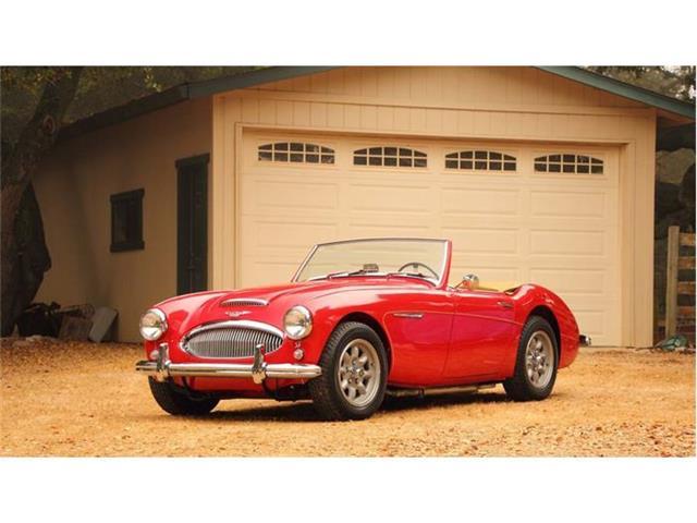 1962 Austin-Healey 3000 | 882833