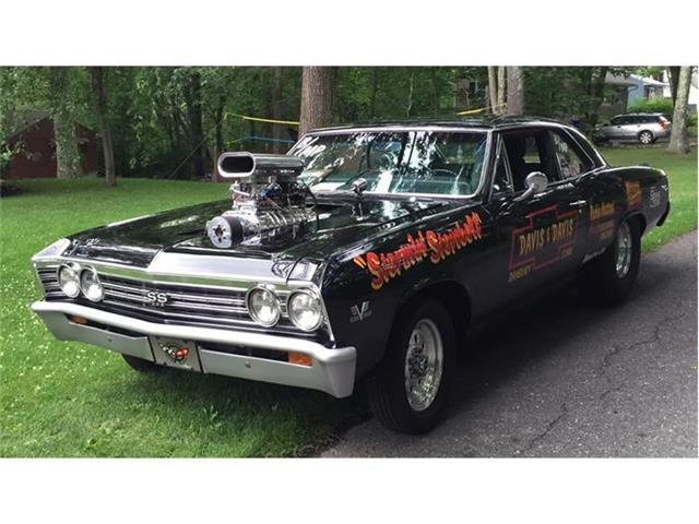 1967 Chevrolet Chevelle SS | 882834