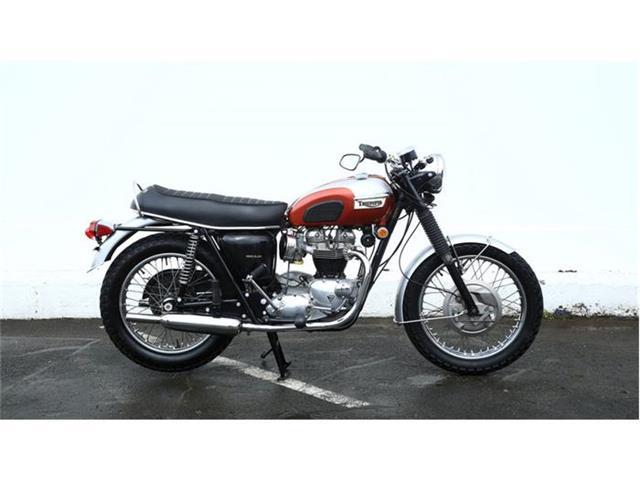 1969 Triumph Bonneville   882836