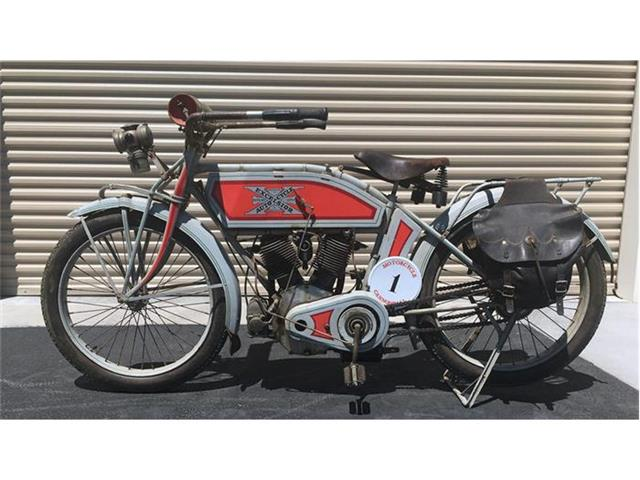 1913 Excelsior Motorcycle | 882837