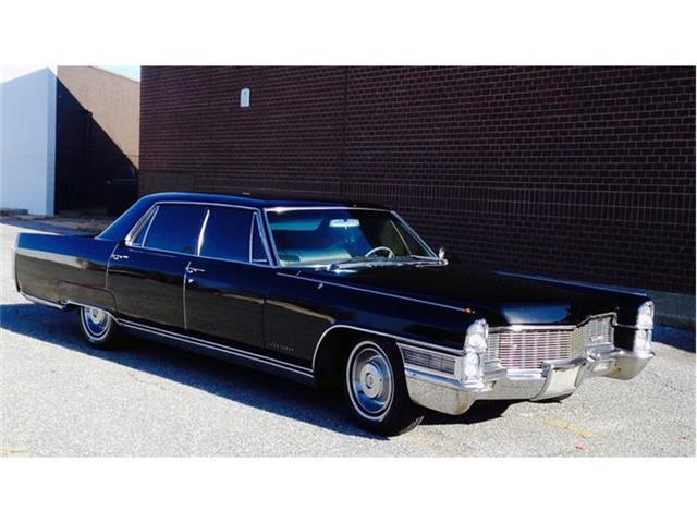 1965 Cadillac Fleetwood | 882838