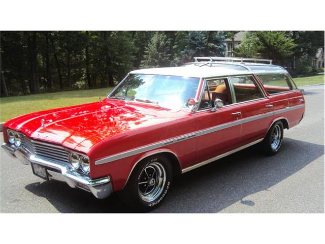 1965 Buick Sport Wagon | 882847
