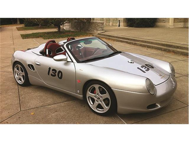 "1997 Porsche Boxster - ""The Dean"" James Dean 550 Spyder Tribute 