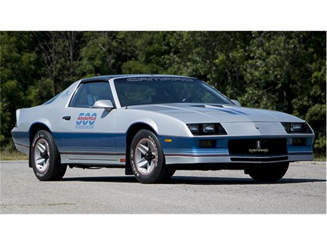 1982 Chevrolet Camaro Z28 Indy 500 Pace Car | 882869