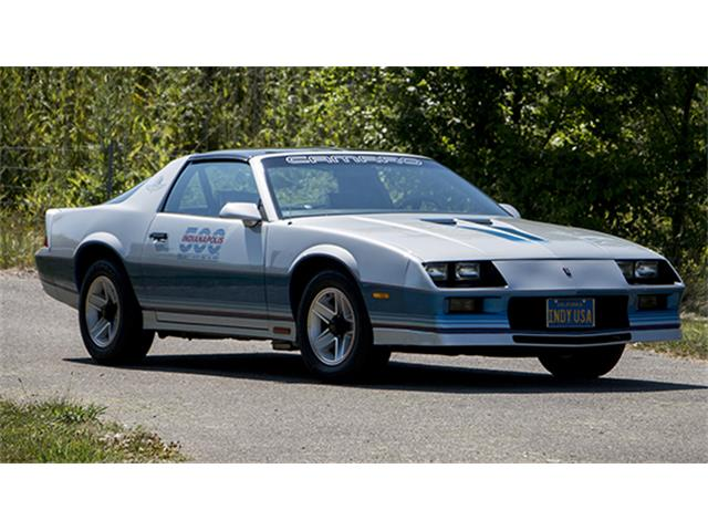 1982 Chevrolet Camaro Z28 Indy 500 Pace Car | 882875