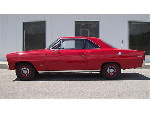 1966 Chevrolet Chevy II Nova Sport Coupe | 882880