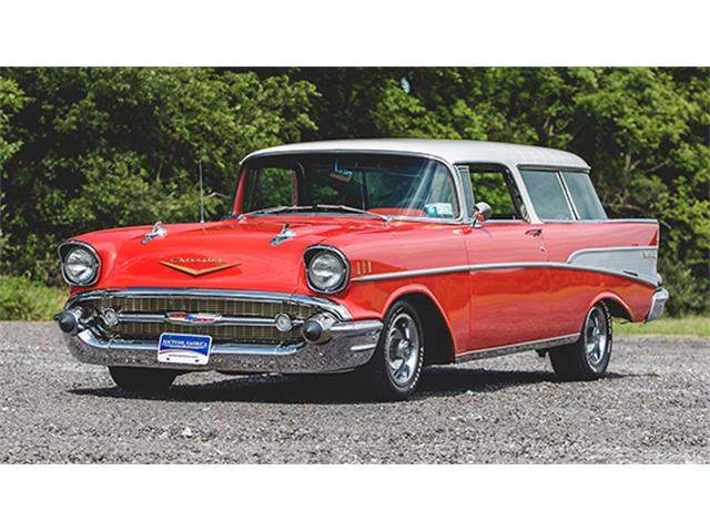 1957 Chevrolet Bel Air Nomad Station Wagon | 882886