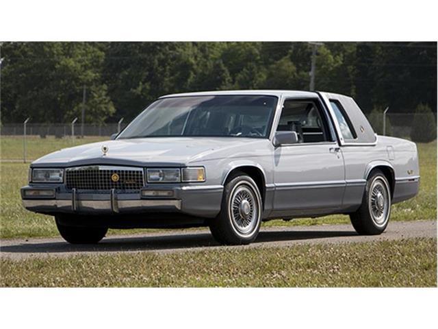 1990 Cadillac Coupe DeVille 'Couronne Edition' | 882888