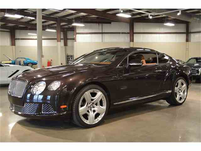 2013 Bentley Continental | 882900