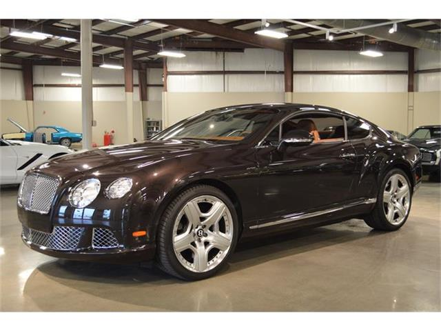 2013 Bentley Continental GT | 882900