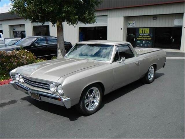 1967 Chevrolet El Camino SS | 882919