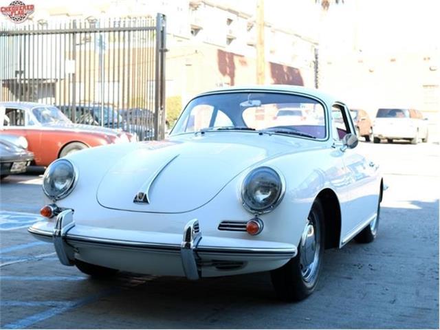 1964 Porsche 356C | 882921