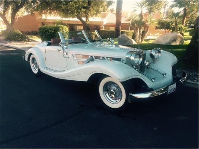 1936 Mercedes-Benz 500 | 882922