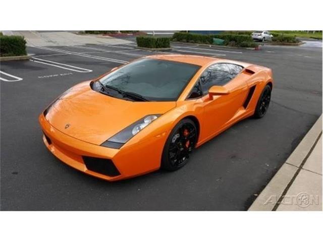 2007 Lamborghini Gallardo | 882927