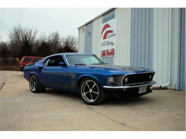 1969 Ford Mustang Mach 1 | 882931
