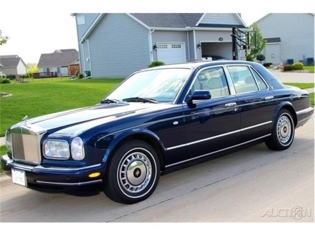 2000 Rolls-Royce Silver Seraph | 882936