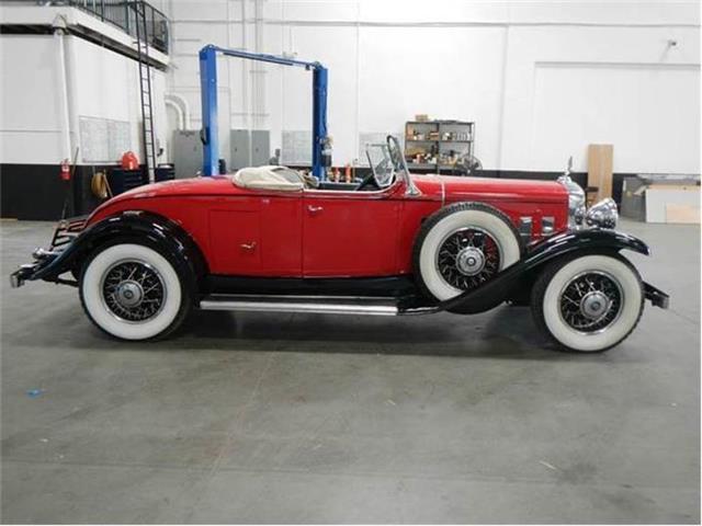 1931 Cadillac Fleetwood 355a roadster | 882952