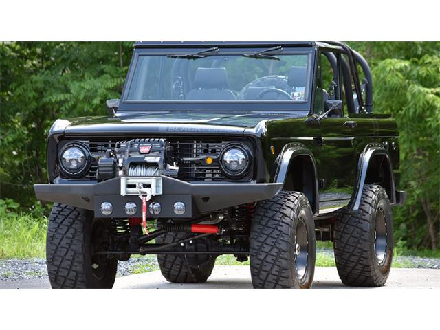 1971 Ford Bronco | 880296