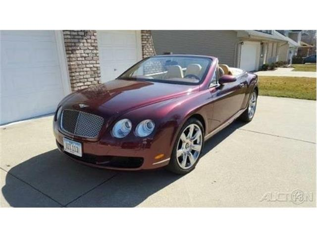 2007 Bentley Continental GTC | 882965
