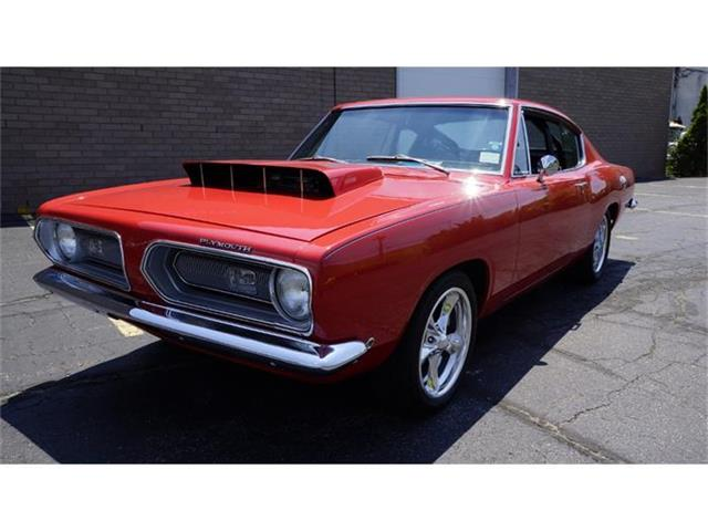 1968 Plymouth Barracuda | 882975