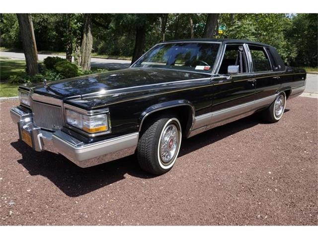 1991 Cadillac Brougham | 882980