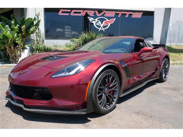 2016 Chevrolet Corvette Z06 | 882981