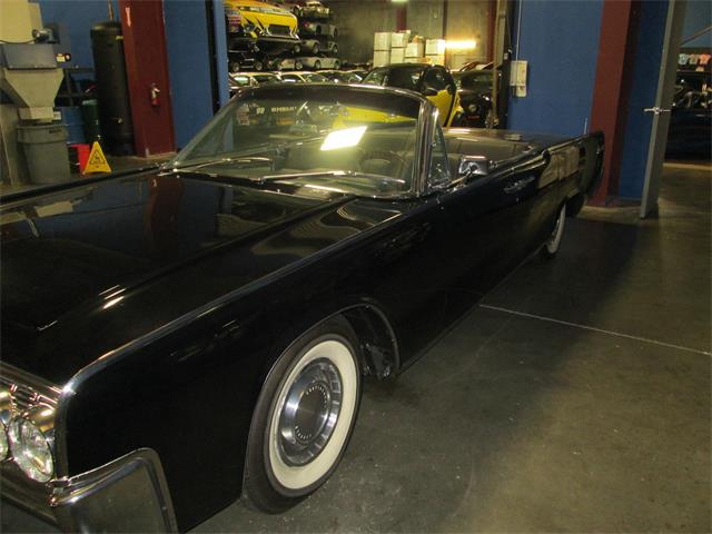 1963 Lincoln Continental | 882983