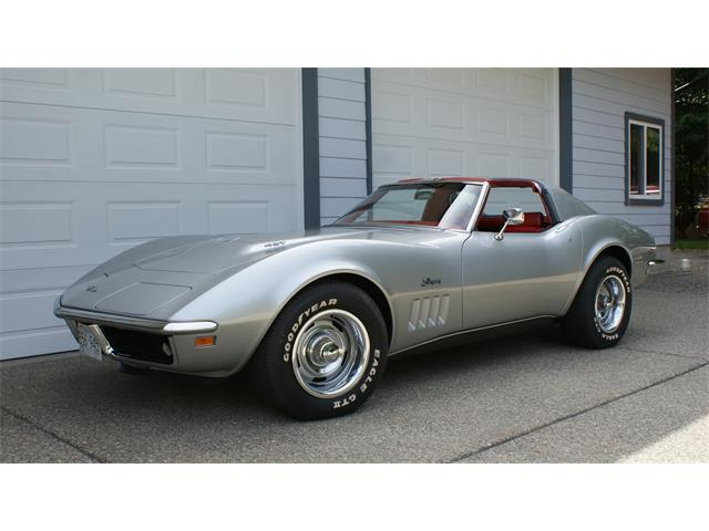 1969 Chevrolet Corvette Stingray | 882984