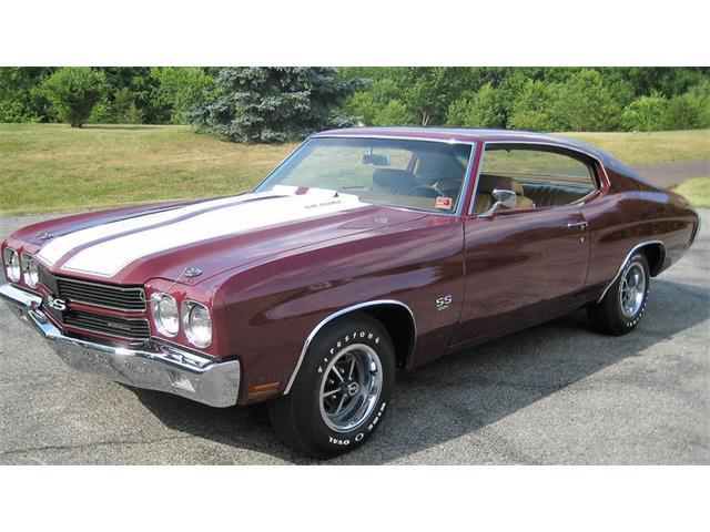 1970 Chevrolet Chevelle SS | 880299