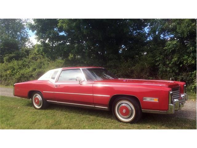 1978 Cadillac Eldorado | 880030