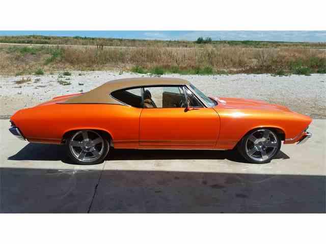 1968 Chevrolet Chevelle | 883001