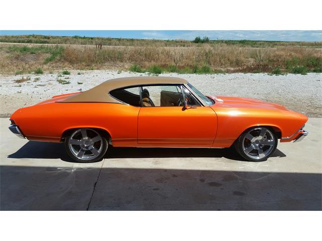 1968 Chevrolet 2-Dr Hardtop | 883001