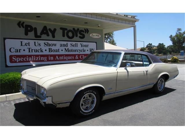 1971 Oldsmobile Cutlass Supreme | 883004